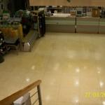 Strojové čištění podlah a krystalizace podlah Praha