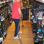 mytí podlah