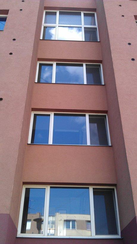 Impregnace oken Praha
