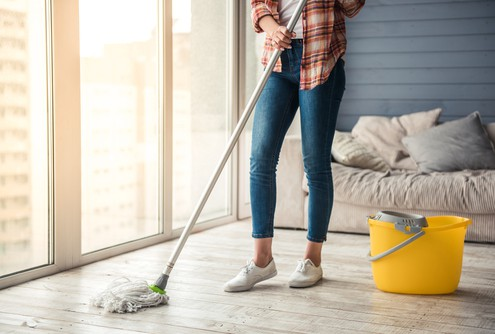 Hradec Králové čištění podlah